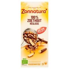 Zonnatura Zoethout thee bio (20 zakjes)