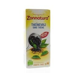 Zonnatura Theinevrije thee bio (20 zakjes)