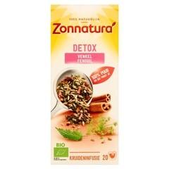 Zonnatura Detox venkel verwarmend (20 zakjes)