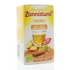 Zonnatura Chaimix (20 zakjes)