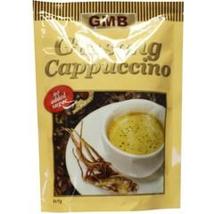 GMB Ginseng cappuccino zonder toegevoegd suiker (8 sachets)