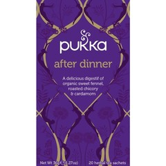 Pukka Org. Teas After dinner (20 zakjes)