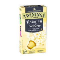 Twinings Notting Hill earl grey capsules (10 stuks)