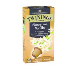 Twinings Honeymoon vanille capsules (10 stuks)