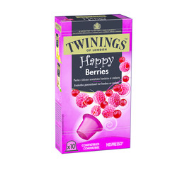 Twinings Happy berries capsules (10 stuks)