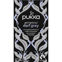 Pukka Org. Teas Gorgeous earl grey (20 zakjes)