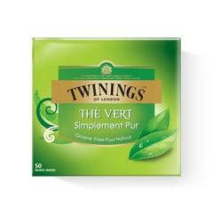 Twinings Pure green tea (50 zakjes)