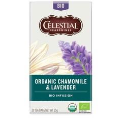 Celestial Season Organic lavender & chamomile (20 stuks)