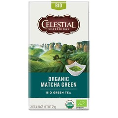 Celestial Season Organic matcha green (20 stuks)
