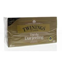 Twinings Darjeeling envelop (25 stuks)