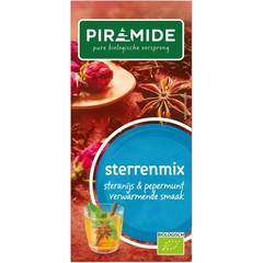 Piramide Sterrenmix thee eko (20 zakjes)