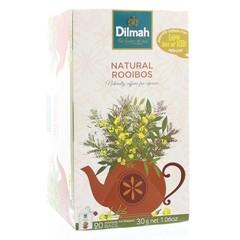 Dilmah Rooibos natural (20 zakjes)