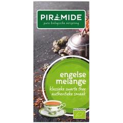 Piramide Engelse melange thee eko (20 zakjes)
