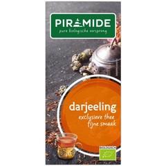 Piramide Darjeeling thee eko (20 zakjes)