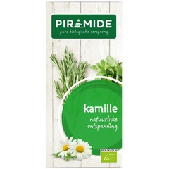 Piramide Kamille thee eko (20 zakjes)