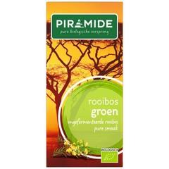 Piramide Groene rooibos bio thee (20 zakjes)