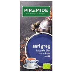 Piramide Earl grey thee eko (20 zakjes)
