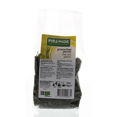 Piramide Groene thee jasmijn eko (75 gram)