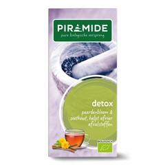 Piramide Detox thee eko (20 zakjes)