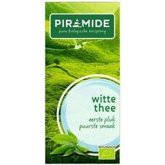 Piramide Witte thee original eko (20 zakjes)