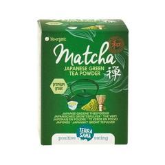 Terrasana Matcha premium groene thee (30 gram)