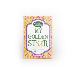 Nat Temptation My golden star thee eko (18 stuks)