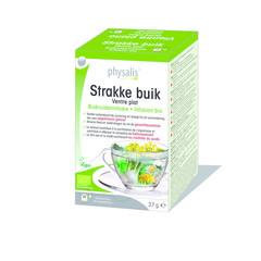 Physalis Strakke buik thee bio (20 zakjes)