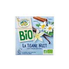 La Tisaniere Nuit bio theebuiltjes (20 zakjes)