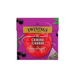Twinings Thee kers bosbessen (20 zakjes)