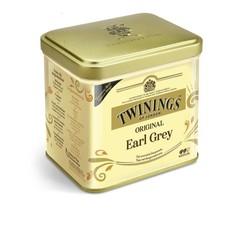 Twinings Earl grey thee blik (200 gram)