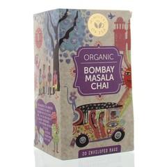 Ministry Of Tea Bombay masala chai bio (20 zakjes)