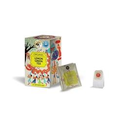 Ministry Of Tea Lemon green tea bio (20 zakjes)