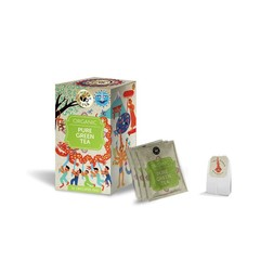 Ministry Of Tea Pure green tea bio (20 zakjes)