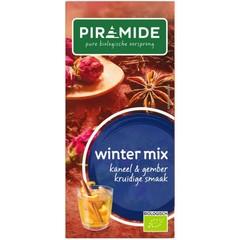 Piramide Wintermix thee (20 zakjes)