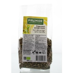 Piramide Frisse start zonder munt thee (40 gram)