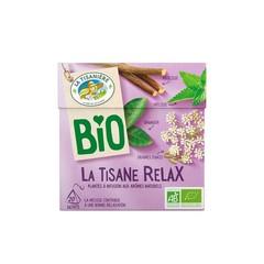 La Tisaniere Relax bio theebuiltjes (20 stuks)