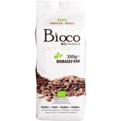 Bioco Peru bonen gemalen (250 gram)