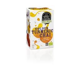 Royal Green Golden turmeric chai (16 zakjes)
