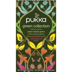 Pukka Org. Teas Green collection (20 zakjes)