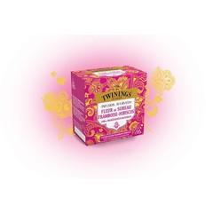 Twinings Vlierbloesem framboos hibiscus thee (20 zakjes)