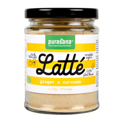 Purasana Gember latte (120 gram)
