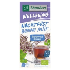 Damhert Tea time goede nachtrustthee (20 zakjes)
