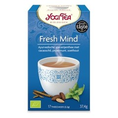 Yogi Tea Fresh mind (17 zakjes)