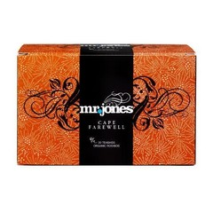 Mr Jones Cape farewell rooibos (20 zakjes)