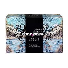 Mr Jones Lulu's garden lychee thee (20 zakjes)