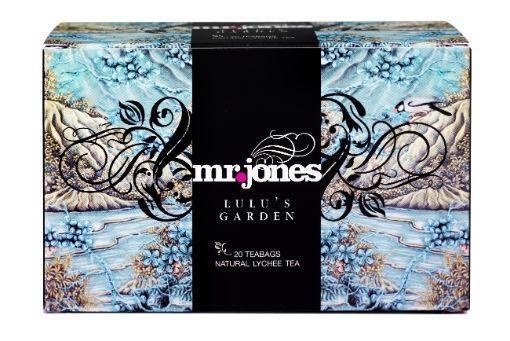 Mr Jones Mr Jones Lulu's garden lychee thee (20 zakjes)