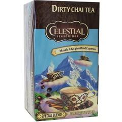 Celestial Season Dirty chai tea (20 zakjes)
