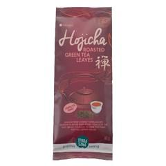 Terrasana Hojicha geroosterde groene theeblaadjes (40 gram)