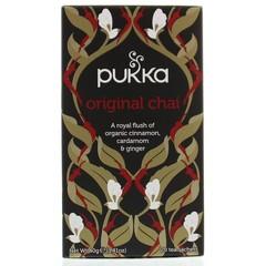 Pukka Org. Teas Original chai (20 zakjes)