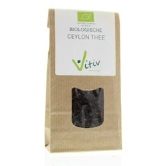 Vitiv Ceylon thee (50 gram)